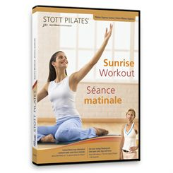 Stott Pilates Sunrise Workout DVD