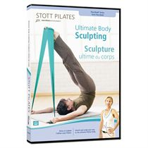 Stott Pilates Ultimate Body Sculpting DVD