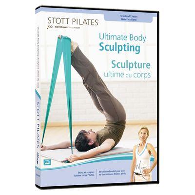 Stott Pilates Ultimate Body Sculpting DVD Image