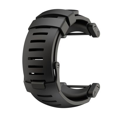 Sunnto Core Rubber Strap Deep Black