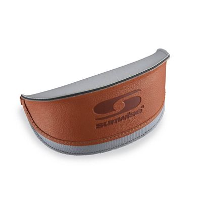 Sunwise Bliss Running Sunglasses Case - Orange