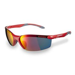 Sunwise Breakout Red Running Sunglasses