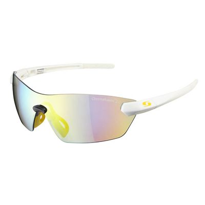 Sunwise Hastings Chromafusion 2.0 Running Sunglasses - White