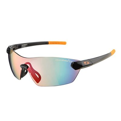 Sunwise Hastings Chromafusion 2.0 Running Sunglasses - Black/Orange
