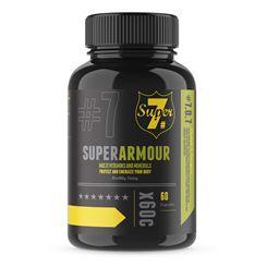 Super 7 Super Armour Caps