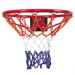 Sure Shot 215 Rebound Basketball Ring and Net Set