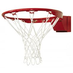 Sure Shot 235 Flex Goal 35 Basketball Ring and Net Set
