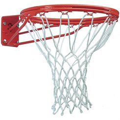 Sure Shot 265 Ultra Heavy Duty Double Basketball Ring and Net Set