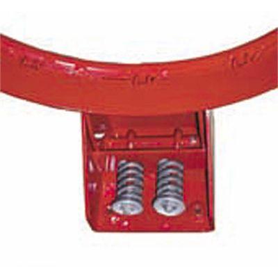 Sure Shot 270 Heavy Duty Flex Basketball Ring and Net Set Flex Mechanism