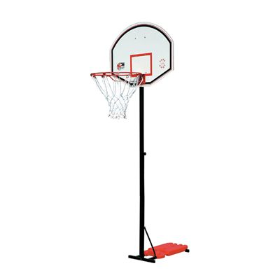 Sure Shot 555 Easidual Portable Basketball Unit