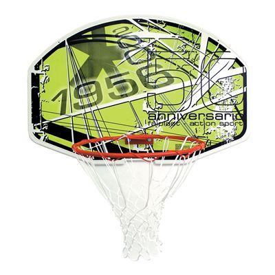 Sure Shot Action Slam Shot Basketball Backboard and Ring
