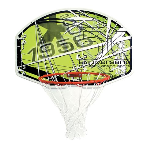 Sure Shot Action Sport 50th Anniversary Basketball Backboard