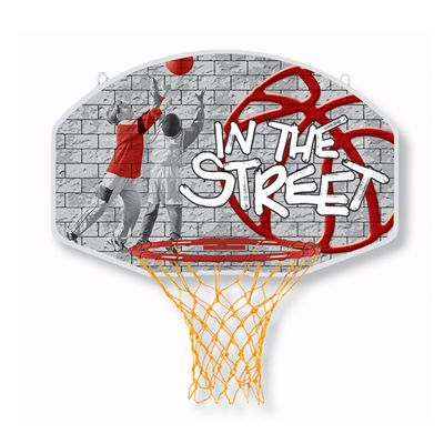 Sure Shot Action Sport In The Street Basketball Backboard and Ring