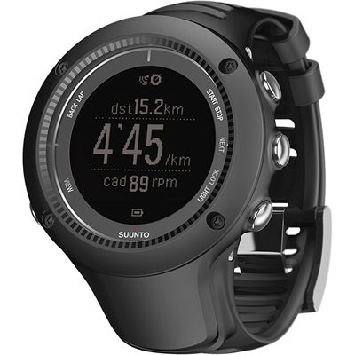 Suunto Ambit2 R Sports Watch - Black - Perspective Running Negative