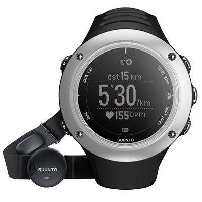 Suunto Ambit2 S Heart Rate Monitor - Silver