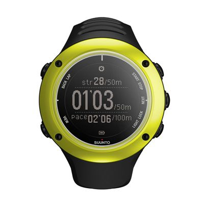 Suunto Ambit2 S Heart Rate Monitor Lime 1