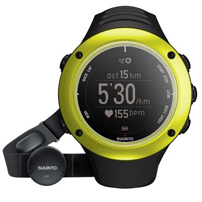 Suunto Ambit2 S Heart Rate Monitor Lime