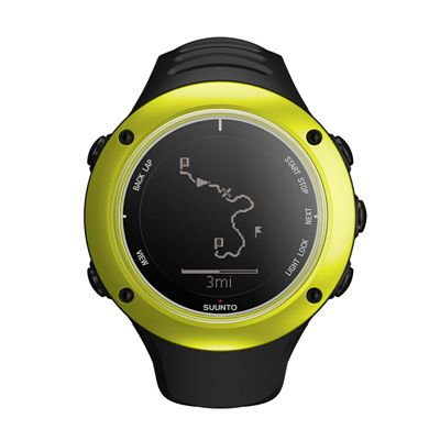 Suunto Ambit2 S Heart Rate Monitor Lime 4
