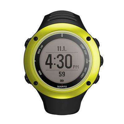 Suunto Ambit2 S Heart Rate Monitor Lime 5