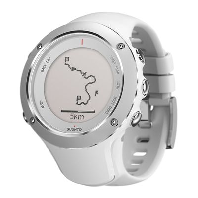 Suunto Ambit2 S Heart Rate Monitor White - Road