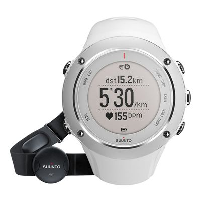 Suunto Ambit2 S Heart Rate Monitor White