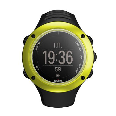 Suunto Ambit2 S Sports Watch Lime 2