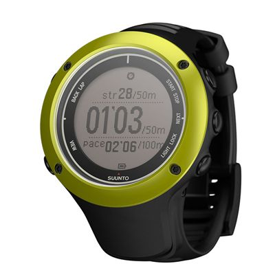 Suunto Ambit2 S Sports Watch Lime 6