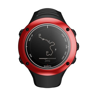 Suunto Ambit2 S Sports Watch Red 3