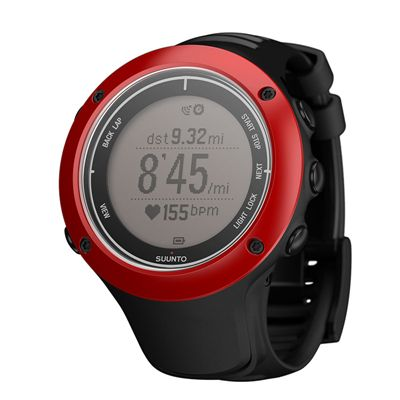 Suunto Ambit2 S Sports Watch Red 5