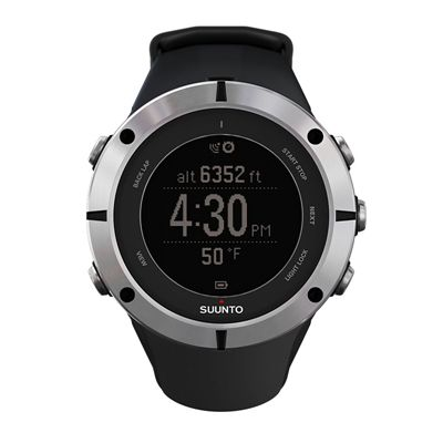 Suunto Ambit2 Sapphire Heart Rate Monitor - front view