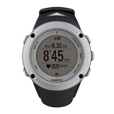 Suunto Ambit2 Sports Watch - Silver 1