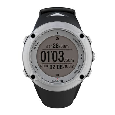 Suunto Ambit2 Sports Watch - Silver