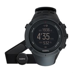 Suunto Ambit3 Peak Black Heart Rate Monitor