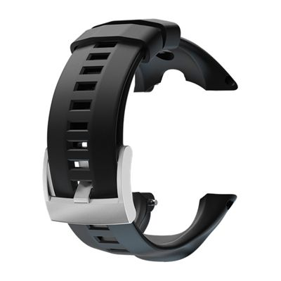 Suunto Ambit3 Peak Silicone Watch Strap-Black