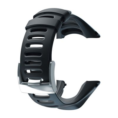 Suunto Ambit3 Run Silicone Strap-Black
