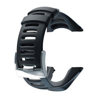 Suunto Ambit3 Run Silicone Strap-Black