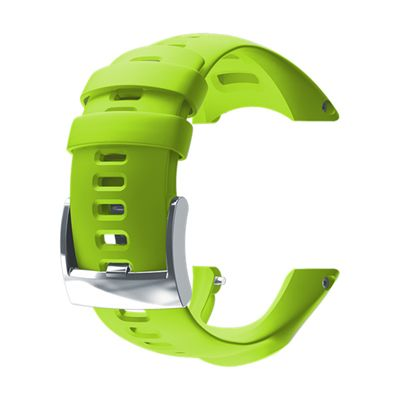 Suunto Ambit3 Run Silicone Strap-Lime