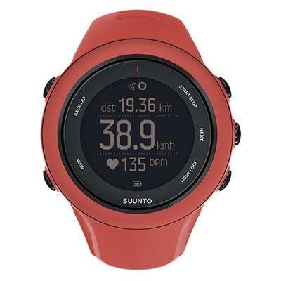 Suunto Ambit3 Sport Ladies Heart Rate Monitor - Kilometers