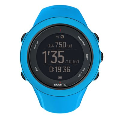 Suunto Ambit3 Sport Sports Watch - Blue
