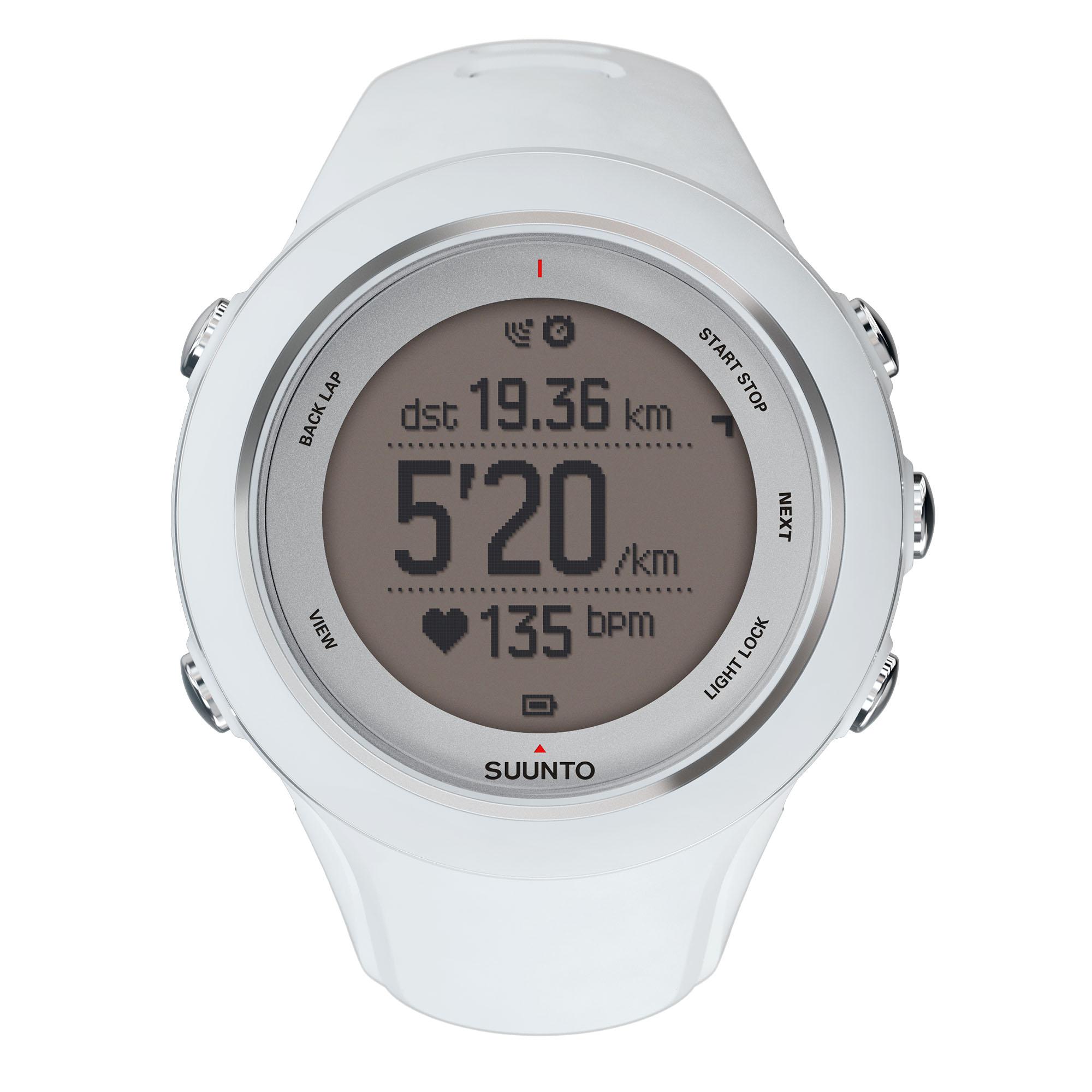 Suunto Ambit3 Sport Sports Watch - White