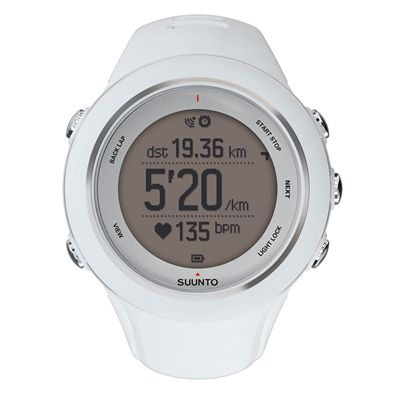 Suunto Ambit3 Sport Sports Watch - White