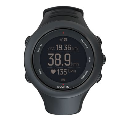 Suunto Ambit3 Sport Sports Watch - Black