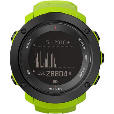Suunto Ambit3 Vertical Heart Rate Monitor-Altitude