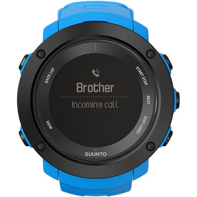 Suunto Ambit3 Vertical Heart Rate Monitor-Blue-Call