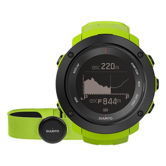 Suunto Ambit3 Vertical Heart Rate Monitor  Green