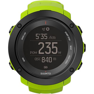 Suunto Ambit3 Vertical Heart Rate Monitor-Speed
