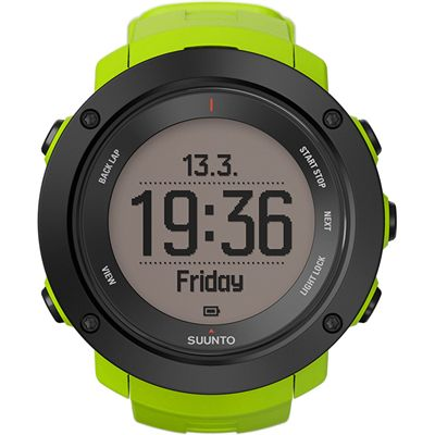 Suunto Ambit3 Vertical Heart Rate Monitor-Time