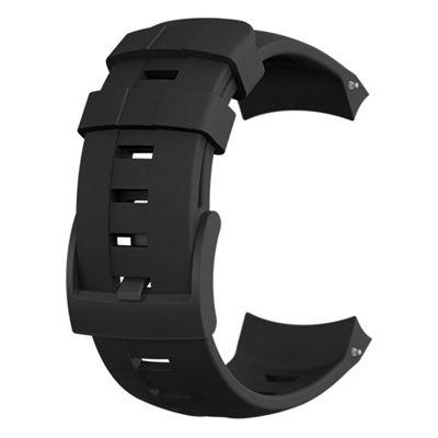 Suunto Ambit3 Vertical Silicone Watch Strap-Black