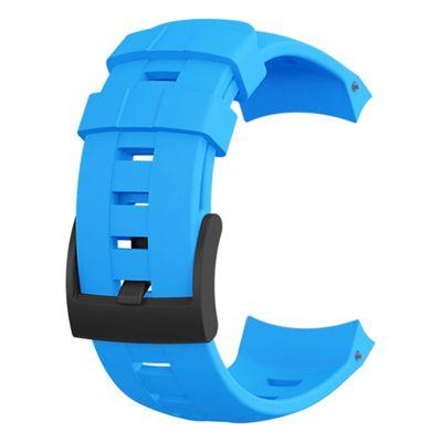 Suunto Ambit3 Vertical Silicone Watch Strap-Blue