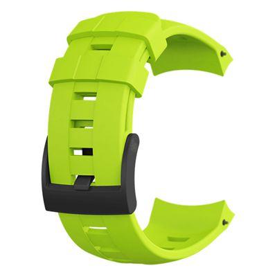 Suunto Ambit3 Vertical Silicone Watch Strap-Green